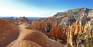 The Bryce Canyon National Park Utah, United States. Royalty Free Stock Photos
