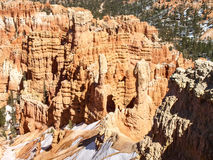 The Bryce Canyon National Park Utah, United States. Stock Image