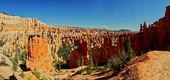 Bryce Canyon National Park, Utah, USA stockfotos