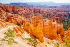 Bryce Canyon National Park, Utah, USA Arkivfoton