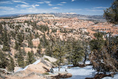 Bryce Canyon National Park Utah, USA, 2015 Arkivbilder