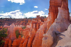 Bryce Canyon National Park, Utah, USA. Royalty Free Stock Images