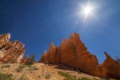 Bryce Canyon National Park in Utah, USA Royalty Free Stock Photos