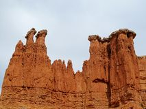 Bryce Canyon National Park, Utah, Verenigde Staten Royalty-vrije Stock Foto