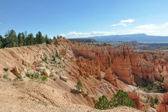 The Bryce Canyon National Park Stock Photo