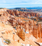 Bryce Canyon National Park in Winter Royalty Free Stock Image