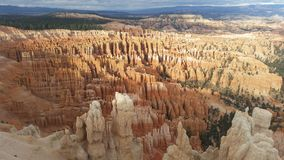Bryce Canyon Nationalpark Arkivbilder