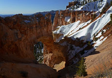 Bryce Canyon Natural Bridge, Utah, Etats-Unis Photo stock