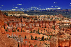 Bryce Canyon NP. Bryce Canyon National Park - Utah Royalty Free Stock Photos