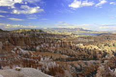 Bryce Canyon NP. Beautiful view of Bryce Canyon National Park Royalty Free Stock Photos