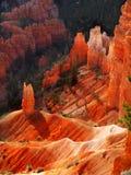 Bryce Canyon NP,  Pinnacles Sunset, Utah Royalty Free Stock Photography