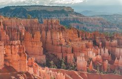 Bryce Canyon: One of The Several Natural Wonders Within Utah stock image