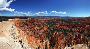 Bryce Canyon pano Royalty Free Stock Image