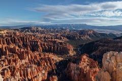 Bryce Canyon Panorama Imágenes de archivo libres de regalías