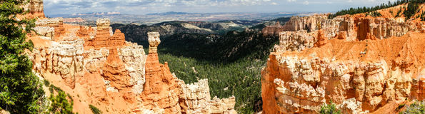 Bryce Canyon Panorama Stock Fotografie