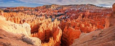 Bryce Canyon Panorama Image libre de droits