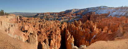 Bryce Canyon Panorama Stock Images