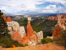 Bryce Canyon, parc national, Utah Photo stock