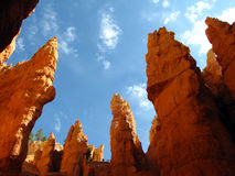 Bryce Canyon park Royalty Free Stock Photo