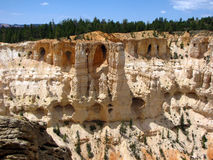 Bryce Canyon park Stock Photo