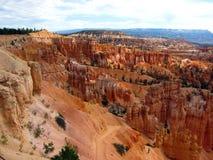 Bryce Canyon park landscape Royalty Free Stock Photos