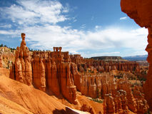 Bryce Canyon park rocks Stock Photo