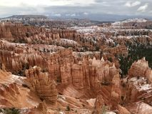 Bryce Canyon Park stock images