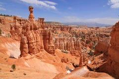 bryce canyon parku narodowego otoczenia obrazy stock