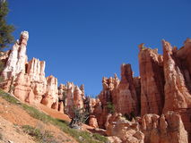 Bryce Canyon - Peekaboo Trail Royalty Free Stock Photography