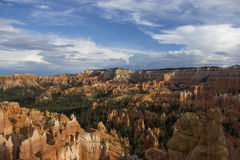 Bryce Canyon. A picture of Bryce Canyon in Utah Royalty Free Stock Images