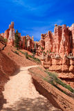 Bryce Canyon Queen's Garden Loop Stock Photography