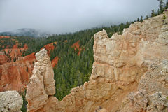 Bryce Canyon Rainbow Point 8 Royalty Free Stock Images
