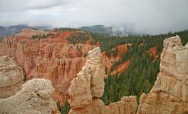 Bryce Canyon Rainbow Point 6 Royalty Free Stock Photo
