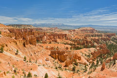 Bryce Canyon from the Rim Trail Stock Photos