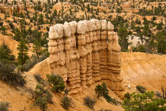 Bryce Canyon Rockscape Royalty Free Stock Photos