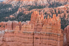 Bryce Canyon Rugged Landscape Stock Image