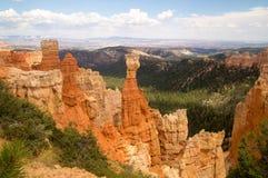 Bryce Canyon sandstone hoodoos. Bryce Canyon National Park, Utah USA Stock Image