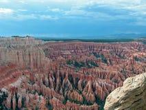 Bryce Canyon Scenic Shot Royalty Free Stock Photo