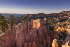 Bryce Canyon Scenic View Stock Photos