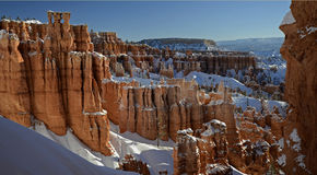 Bryce Canyon Soldiers Photo libre de droits