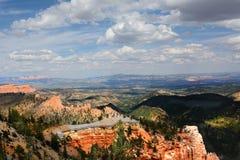 Bryce Canyon Storm Clouds Fotos de archivo libres de regalías