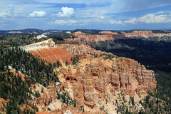Bryce Canyon. Stock Photo