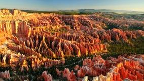Bryce Canyon Sunrise Stock Photo