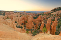 Bryce Canyon Sunrise Stock Photography