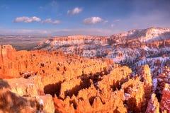 Bryce Canyon At Sunset royalty free stock photos