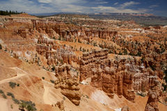 Bryce Canyon - Sunset Point Stock Photos
