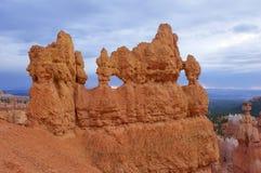 Bryce Canyon-Sunset Point Fotografia Stock