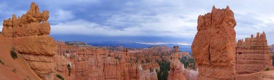 Bryce Canyon Sunset Point Fotografia Stock