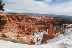 Bryce Canyon:  Sunset Point Royalty Free Stock Photo