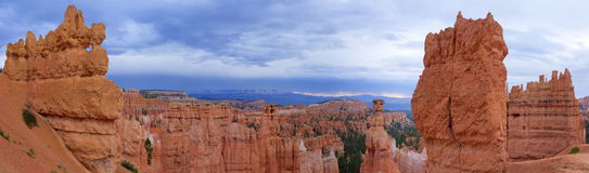 Bryce Canyon Sunset Point Stock Photography